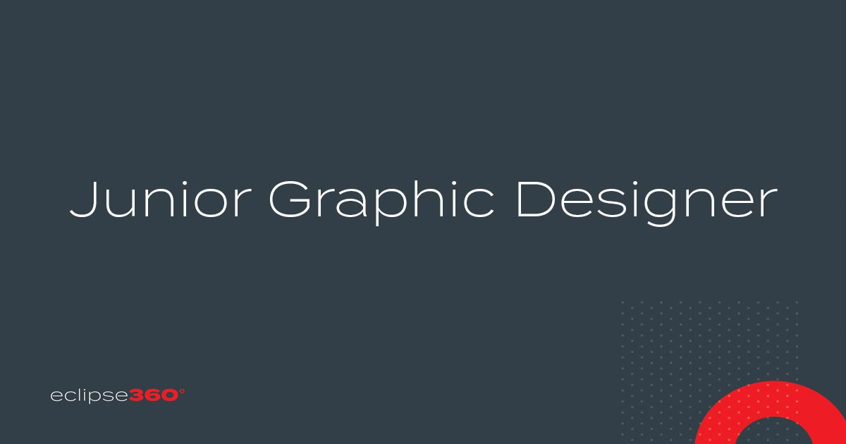 Eclipse360 Graphic Designer